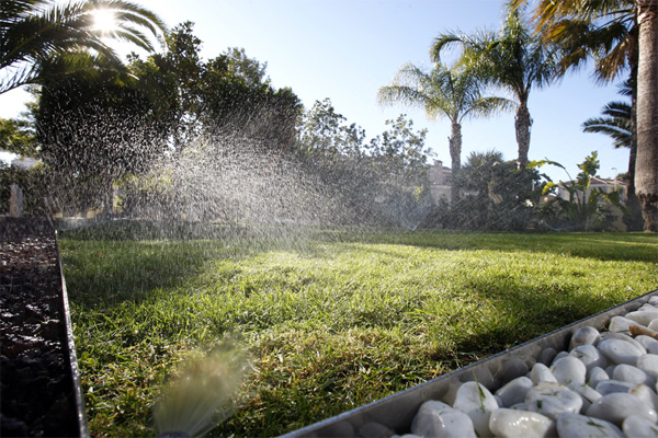 Viveros y jardiner a azalea benic ssim castell n for Instalacion riego jardin